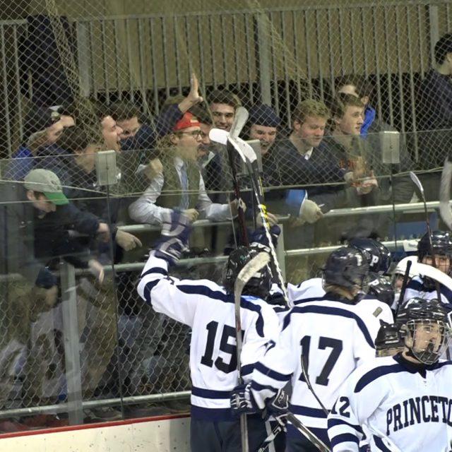 Watch Mercer County Ice Hockey Tournament Semifinal Round now