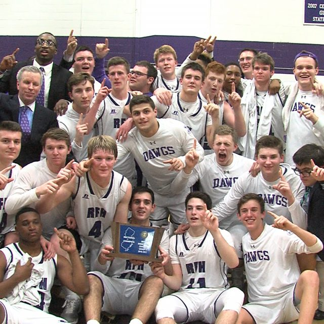 RFH brings Shore Conference boys a sectional title