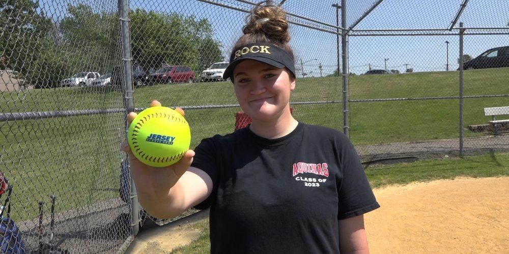 Mary-Kate Murray of St. Thomas Aquinas Wins Week 4 Game Ball