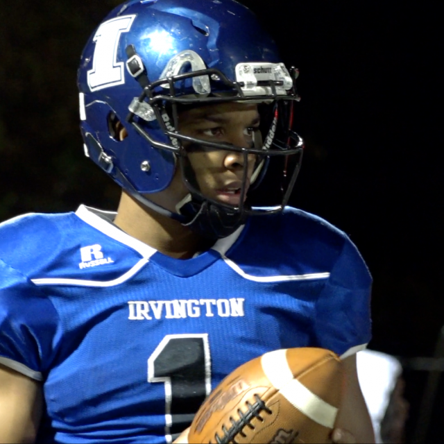 Vote for Alex's Week-9 Game Ball – North Jersey