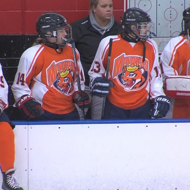 Monarchs on Ice: Trinity Hall's New Girls Hockey Team Nets 8 in Thrilling Debut