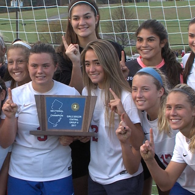 Wall dominates on way to Central Jersey Group 2 title