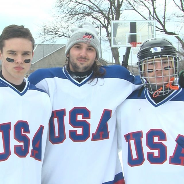 Brick Stars special needs hockey team soaring to national heights