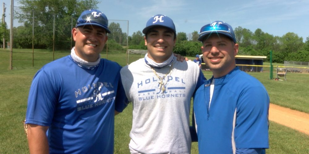 Curcio's Two Bombs Honored with JSZ Central Jersey Game Ball