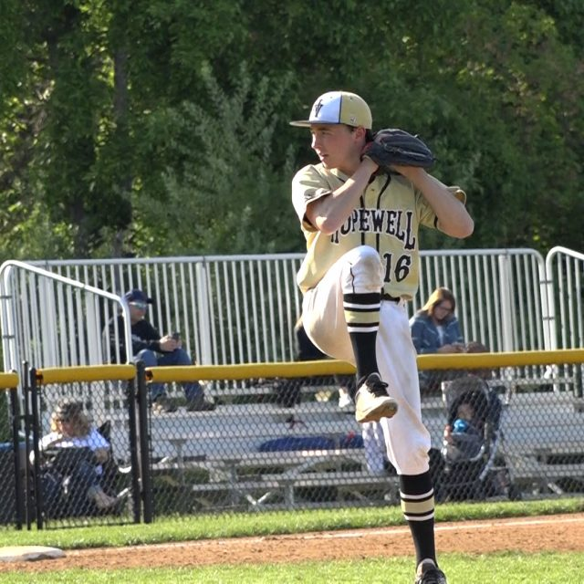 Hopewell Valley baseball advances to Mercer County Semifinals!