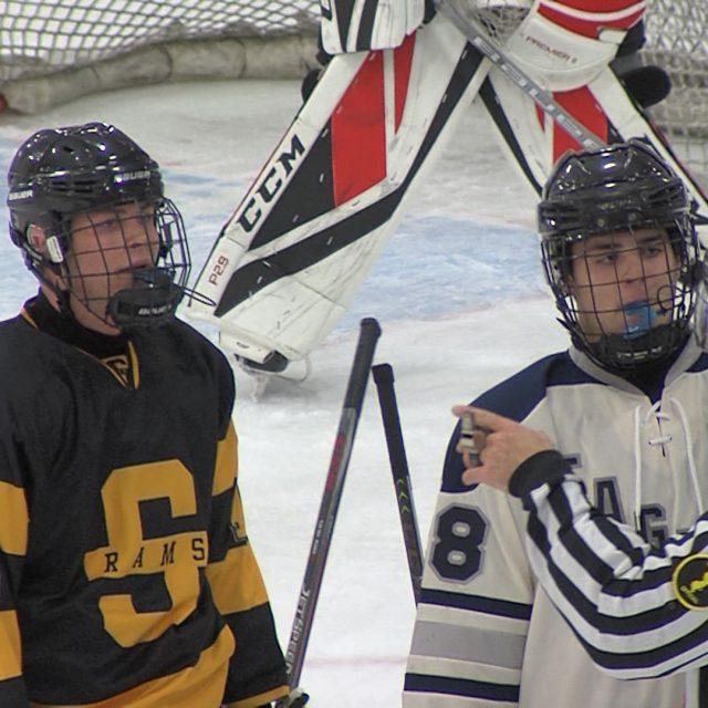 Watch Friday 1.4 JSZ Hockey Highlights