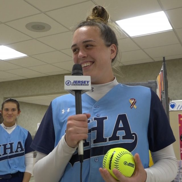 Ryleigh White Wins Week One North Jersey Game Ball