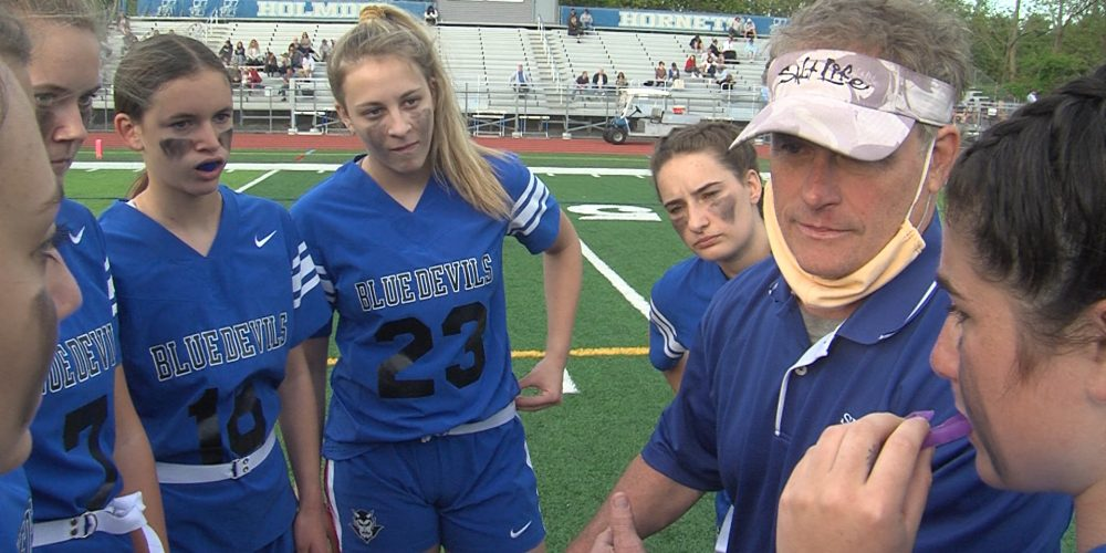 Friday Night Lights in the Spring?  Girls Flag Football makes its case on the Shore