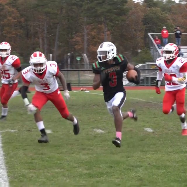 Catch Them If You Can: Week Seven's Top Plays from JSZ