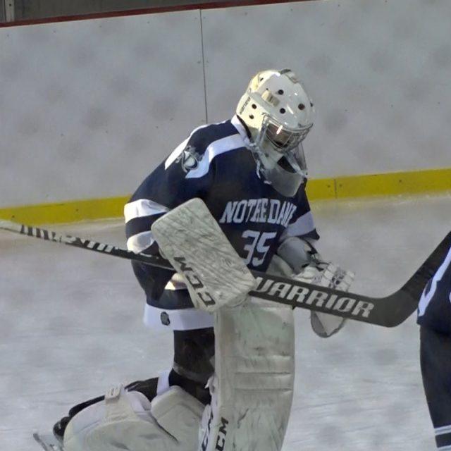 Watch Wednesday 1.20 JSZ Ice Hockey Highlights