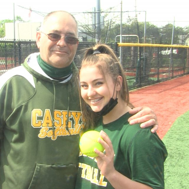 Lights-Out Pitching, Big Bats Headline Week 4 Baseball + Softball Game Balls