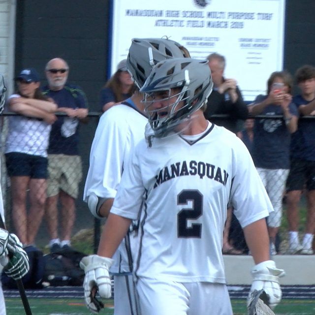 Manasquan holds off CBA to return to SCT Boys Lax Final