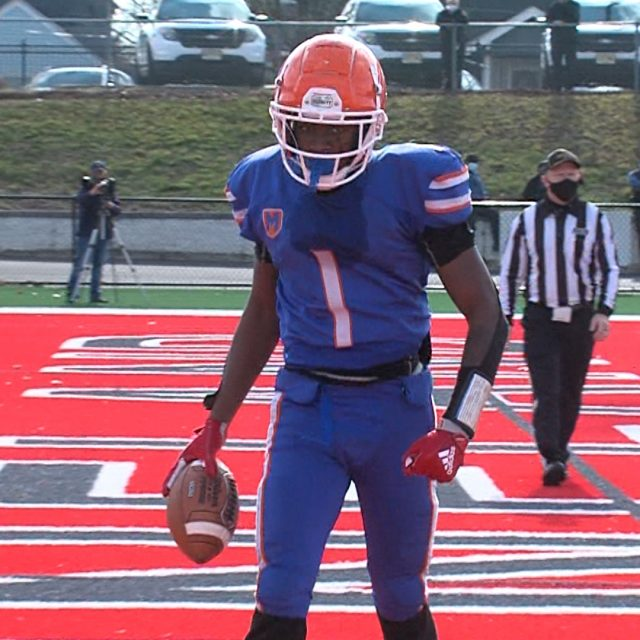 Millville's LeQuint Allen Commits to Syracuse