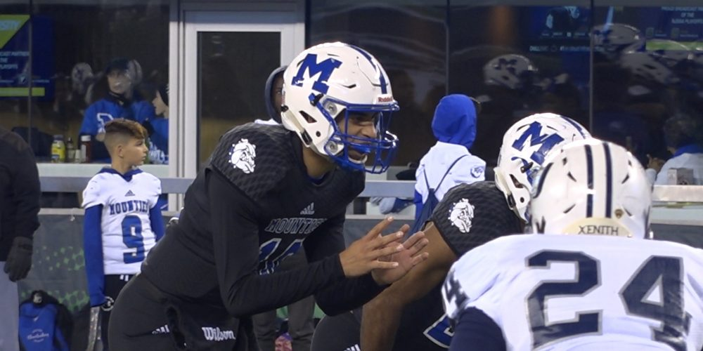 Webb, Earle lead Montclair to perfect season and sectional title