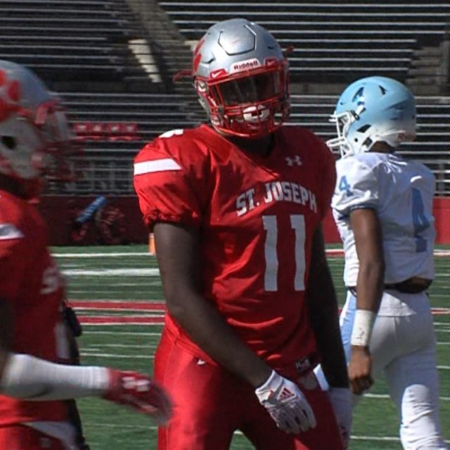 Keshon Griffin Commits to Rutgers