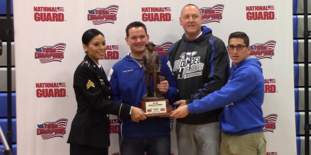 Holmdel soccer earns national honor from MaxPreps