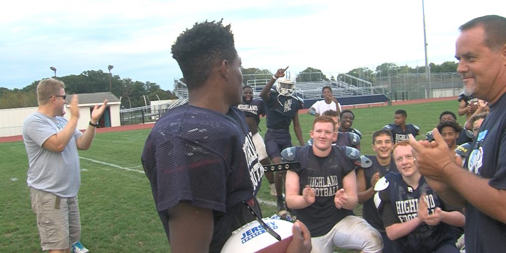 Top Performers up for Nery's Week 6 WJFL Game Ball
