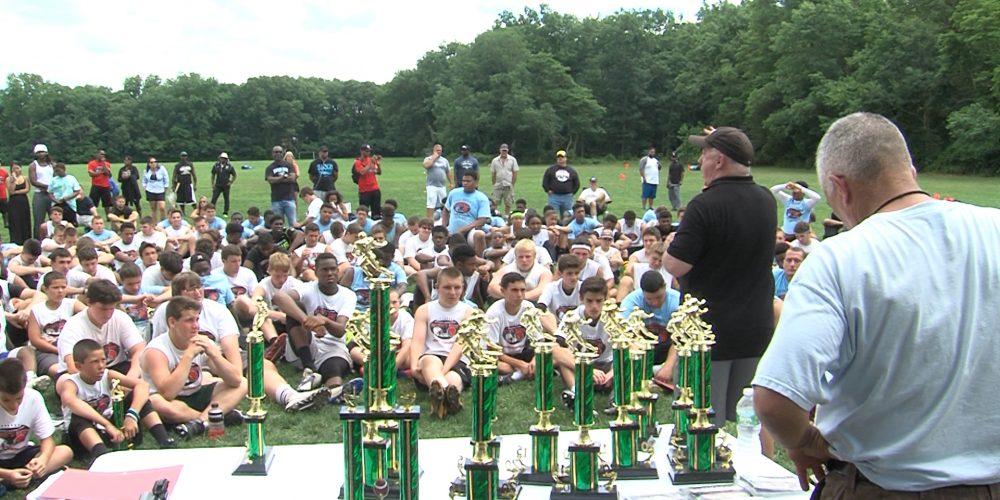 Top Shore talent comes to Toms River camp