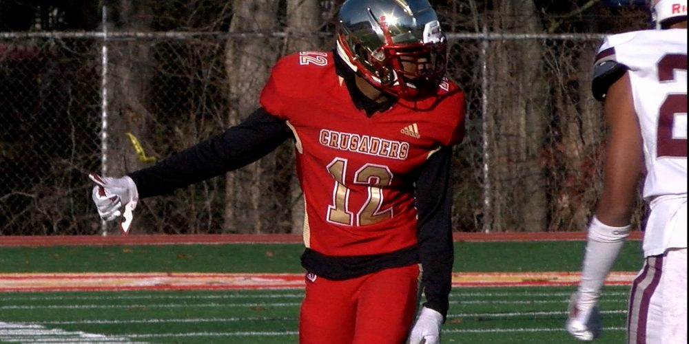 Top DB Bellamy Commits to Notre Dame