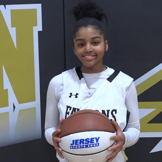 Burlington Township's Jaylyn James Wins Week 5 Game Ball