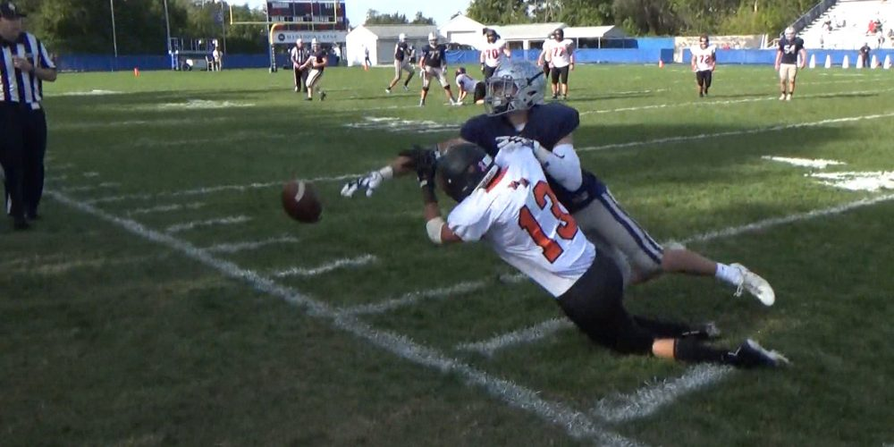 Watch Middletown North 14 Manasquan 23 Week 7 highlights