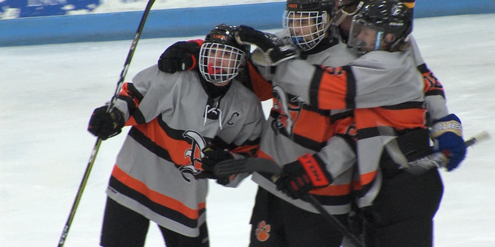 Lions rally for two goals in 3rd to earn 4-4 tie with Marlboro
