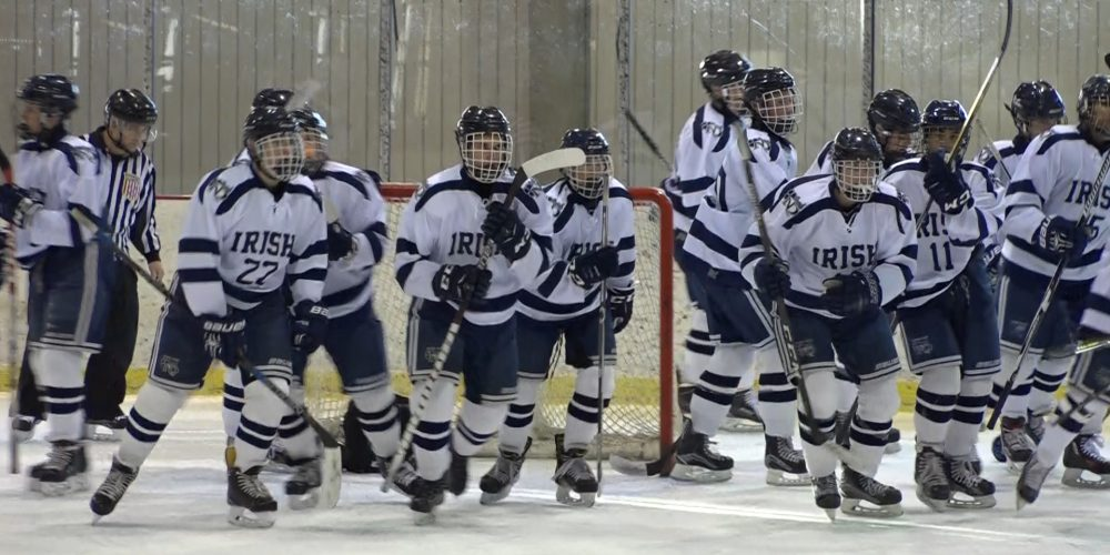 Notre Dame beats WWPS with 5 goal performance