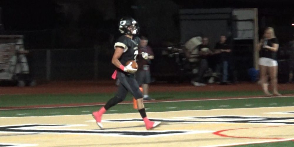 Watch Point Pleasant Boro 41 Manchester Twp 12 Week 5 Highlights