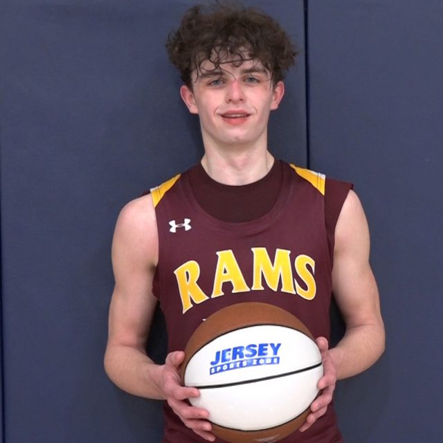 Roney Wins South Jersey Game Ball