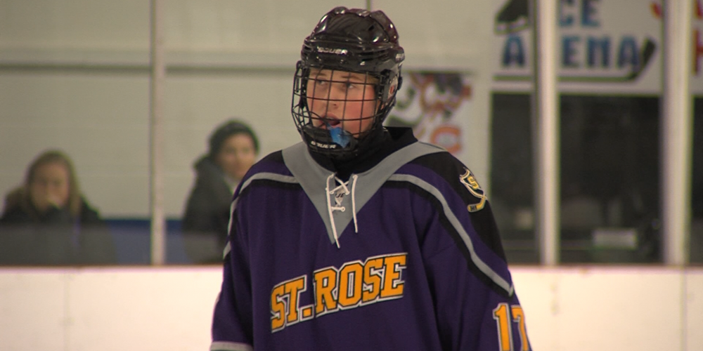 Frozen Roses score first win behind Regan hat trick