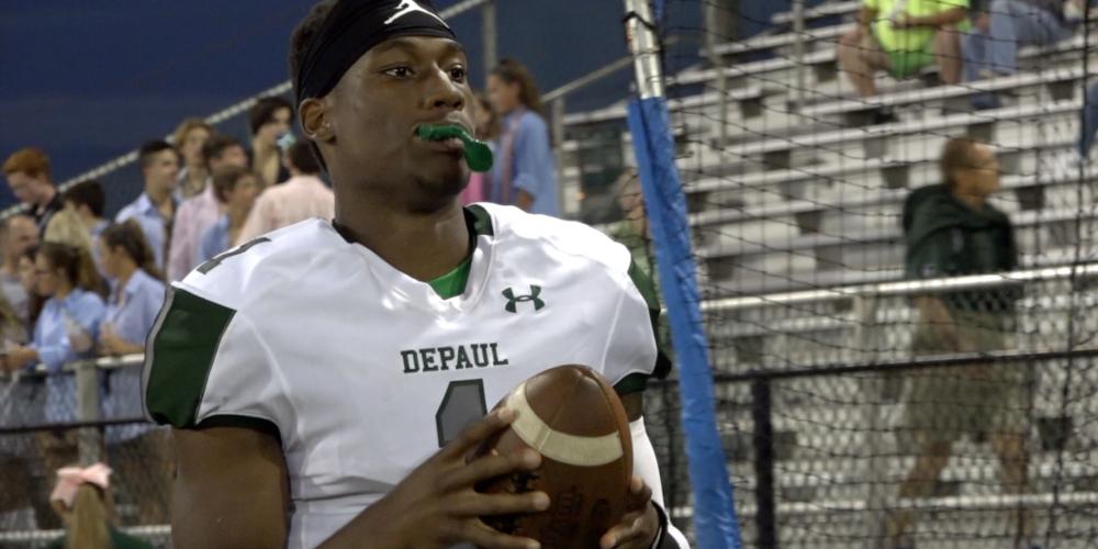DePaul Catholic QB Ta'Quan Roberson Commits to Penn State – Watch Highlights