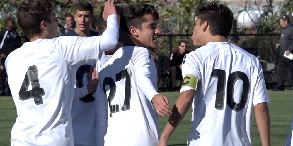 USA's No. 1 St. Benedict's Prep Back in State Title Game with 5-0 Win vs Peddie – Watch Highlights