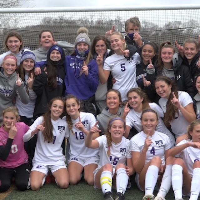 Watch Sunday 11.22 JSZ Girls Soccer Championship Highlights