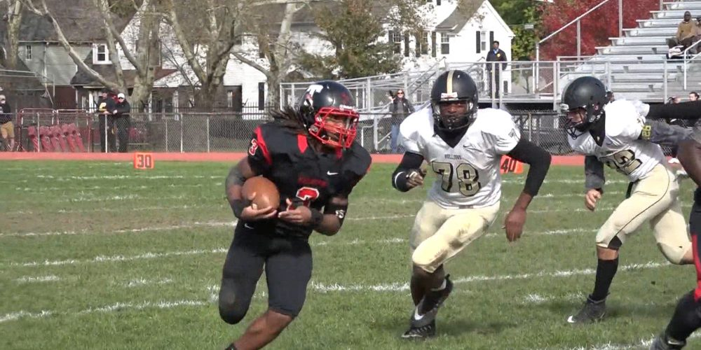 Watch Hopewell Valley 3 Trenton 40 Week 9 highlights
