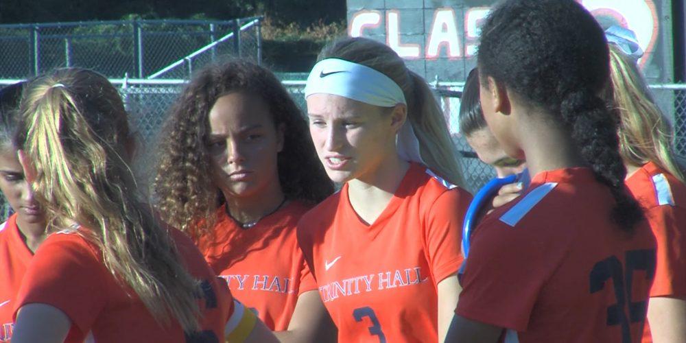 Monarchs girls soccer makes history