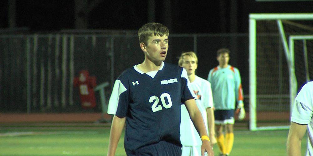 Eagles + Lions split soccer doubleheader for Middletown bragging rights