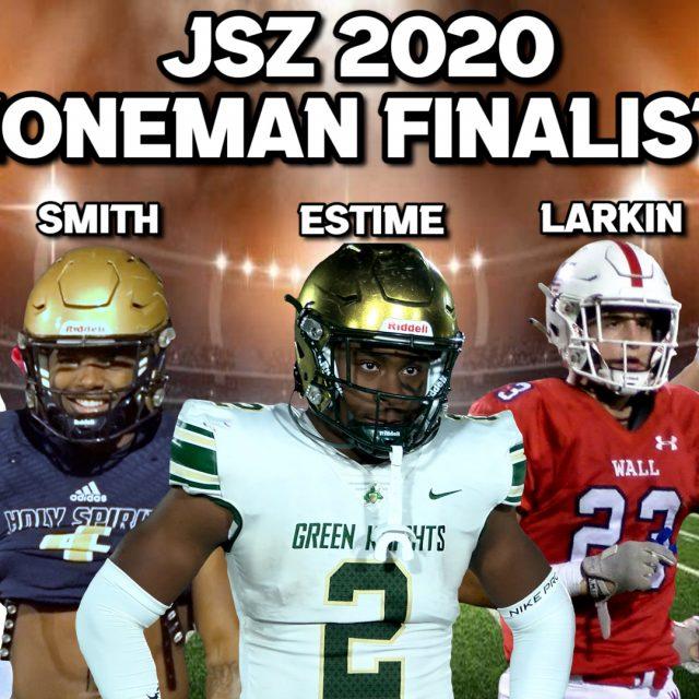 Meet the 2020 JSZ Zoneman Trophy Finalists