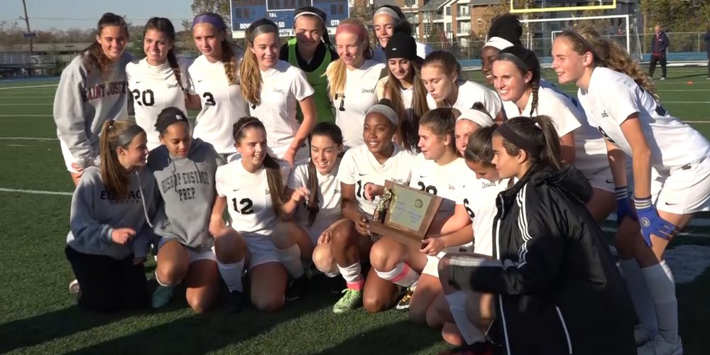 """IHA and Bishop Eustace share Non-Public """"A"""" soccer title"""
