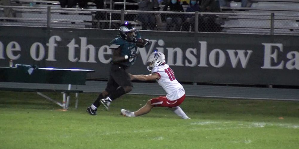 Juggling TD…Scoop and Score…Great Grabs…Stellar Returns…What's your choice for JSZ Week 4 Top Play??