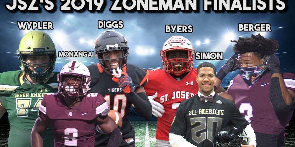 Meet the 2019 JSZ Zoneman Trophy Finalists