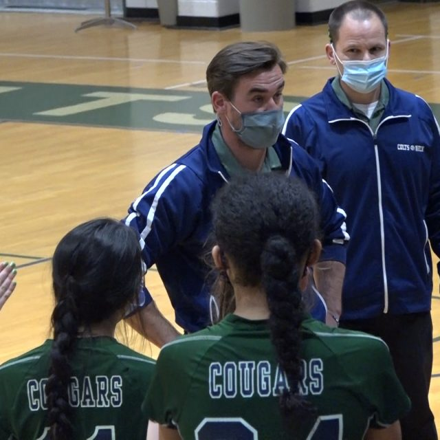 Colts Neck Volleyball Open Tournament Play With W