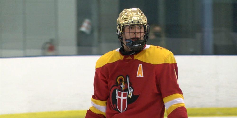 NJ trio commits to Boston hockey powers