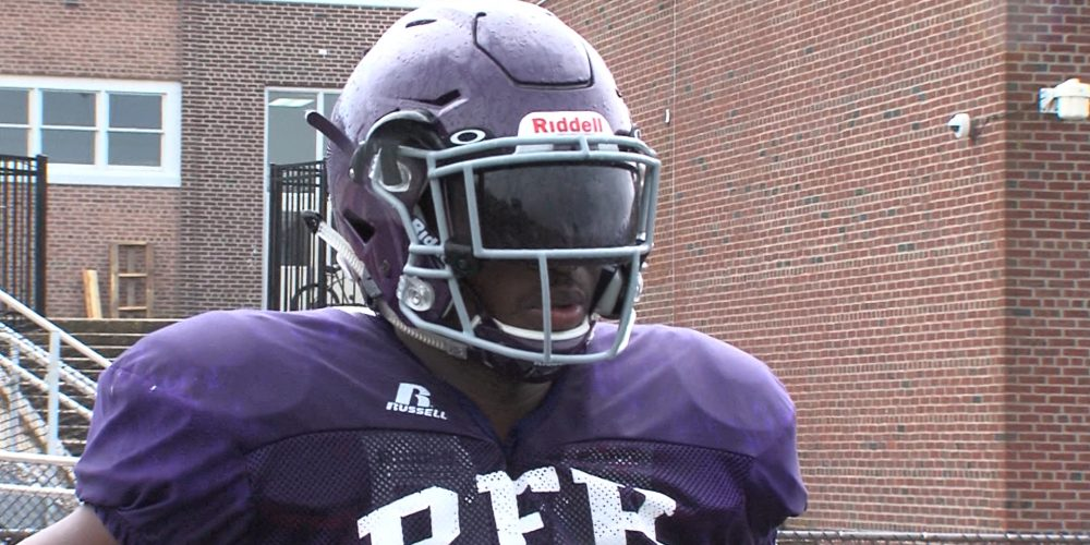 RFH's McAllister ready for second comeback
