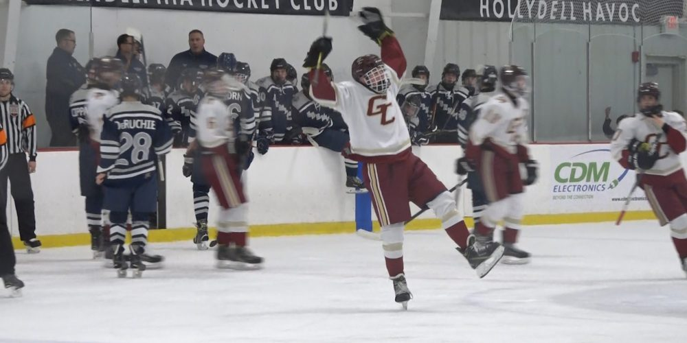 Gloucester Catholic scores four unanswered goals to top St. Augustine