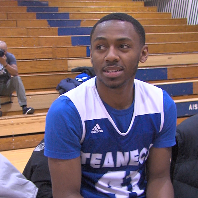 James drops 27 to lead Teaneck to OT win over Pope John