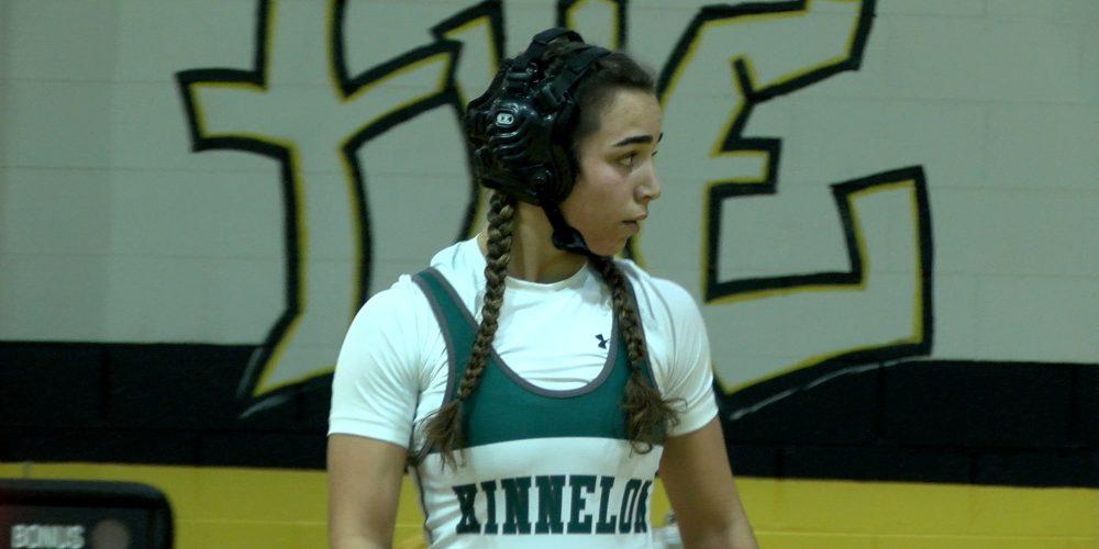 Kinnelon's Kayla Vazquez Looks to Make a Name in NJ Girls Wrestling