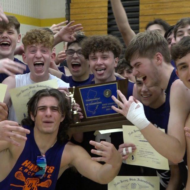 Old Bridge Boys Volleyball Captures Third Straight State Championship
