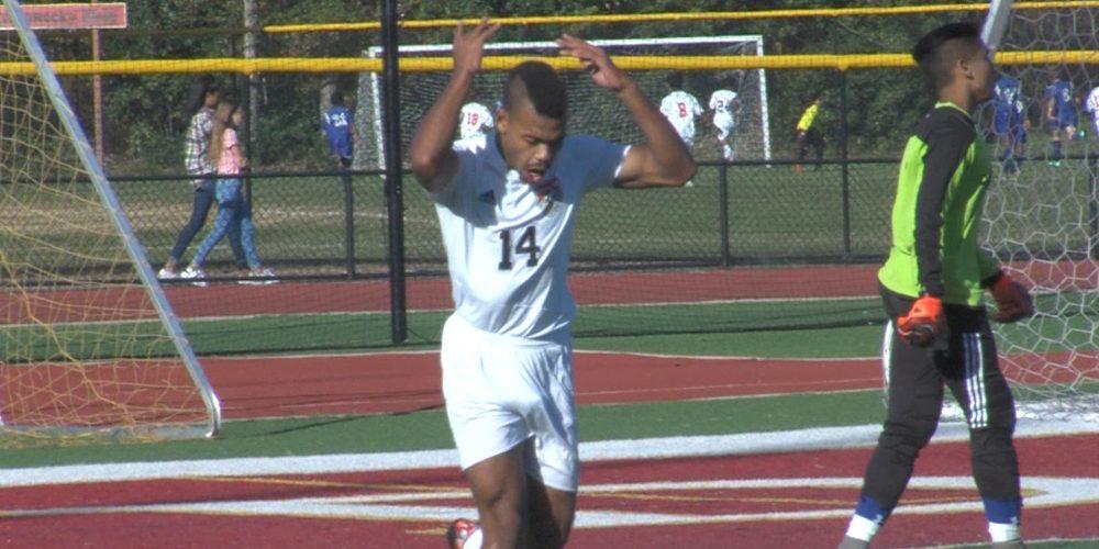 Watch Sayreville 1 Edison 2 Boy's soccer highlights