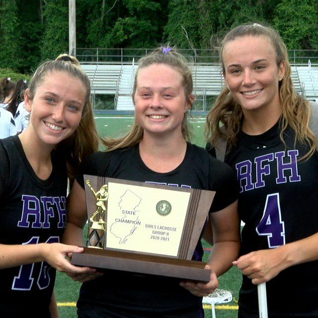 Watch Saturday 6.12 JSZ Girls Lacrosse State Championship Highlights