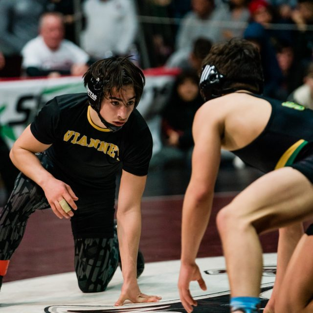 SJV's Peterson signs to wrestle at Rutgers